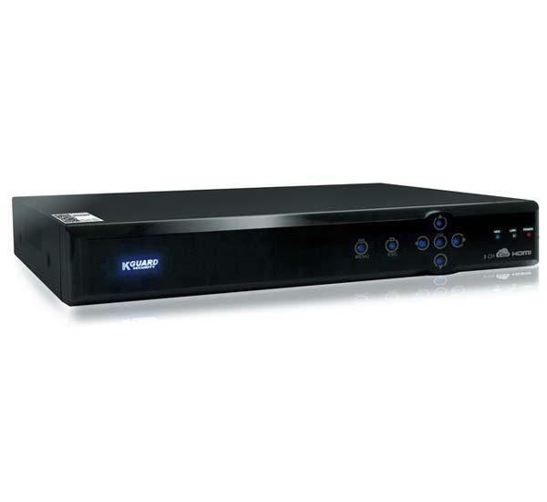 DVR AR821 WITH 1,000 GB HDD
