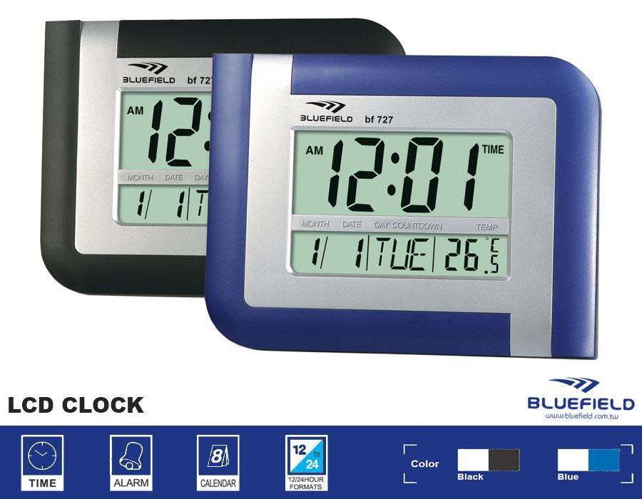 bf-727-LCD-Digital-Clock-with-Alarm-design