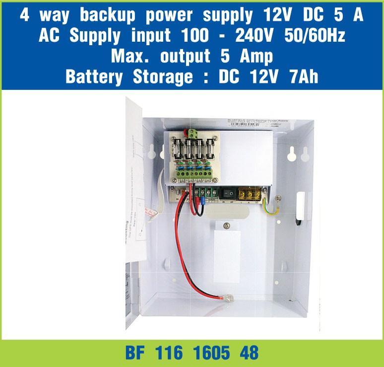 BackupPowersupply-BF-116-1605-48